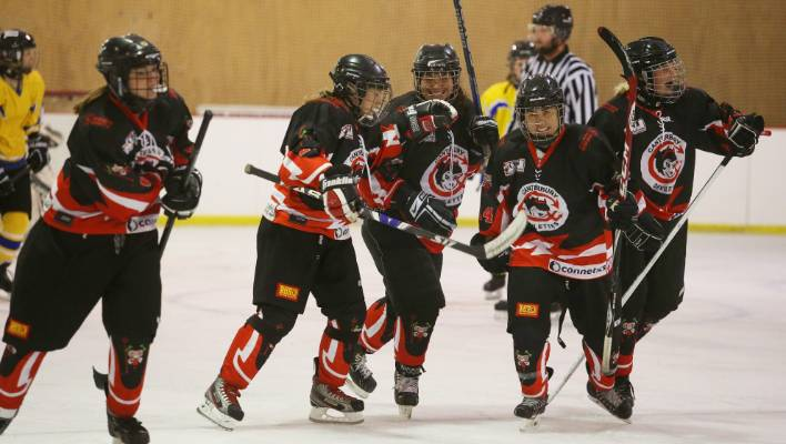 Canterbury Controversial Winners In National Woman S Ice Hockey