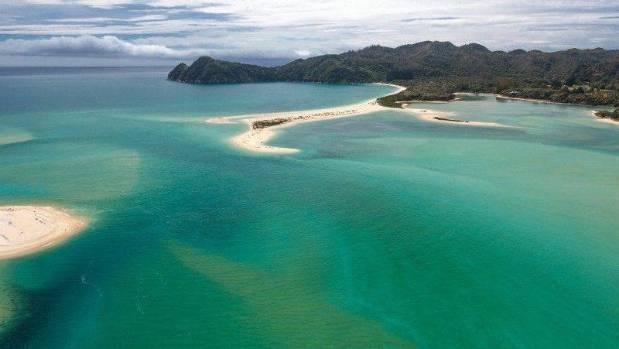 The beach belongs to the public of NZ.