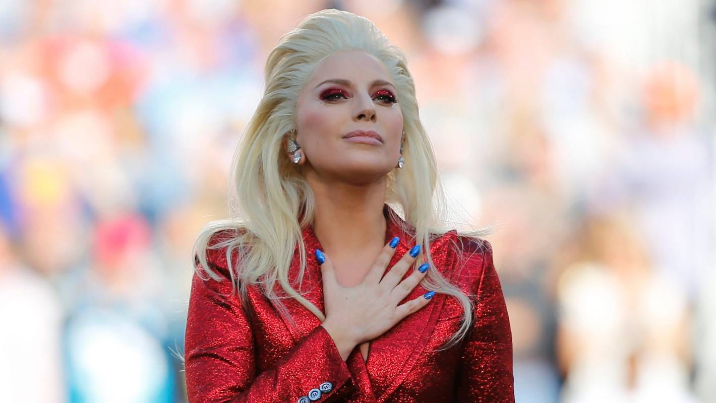 Lady Gaga Nails Us National Anthem In Rousing Super Bowl