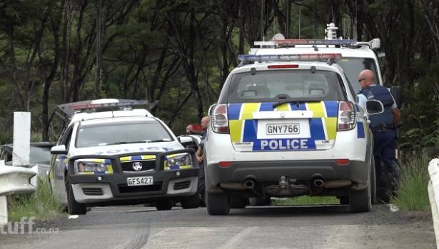 Police attended an incident on the Coromandel on Sunday just weeks after a responding to an armed stand-off in Kennedy ...