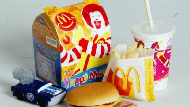 McDonald's Will Remove Cheeseburgers From Happy Meals