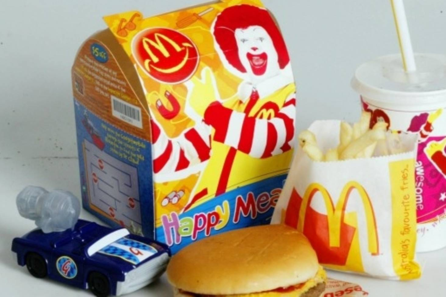 McDonalds cuts Happy Meal from 1 2 3 menu pictures