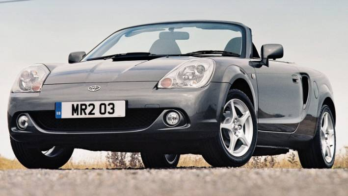 Like A Baby Porsche Boxster Lines Of Third Gen Mr2 Or Mr
