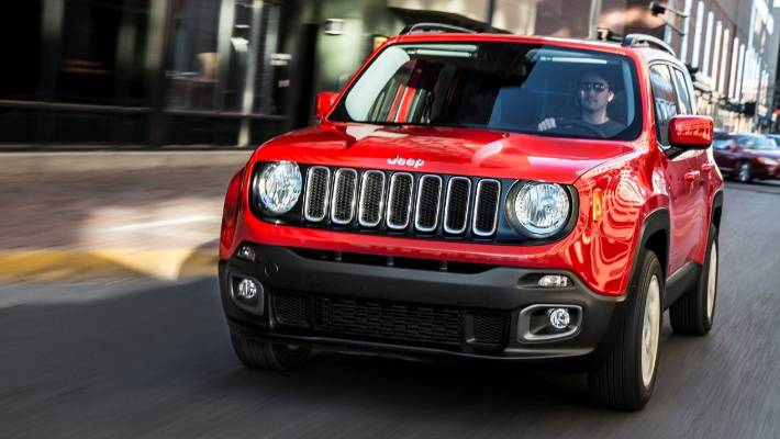 On And Off Road Road In Jeep S Baby Renegade Stuff Co Nz