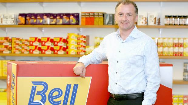 Mark Hamilton, chief executive of Bell Tea and Coffee Company, says the company is being rebranded as BrewGroup to ...