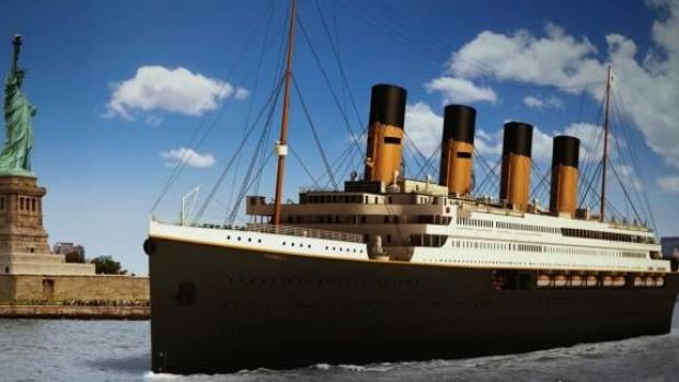 Titanic II due to set sail in 2022, retracing original ship's route