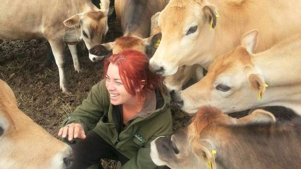Waikato herd manager Gina Greenwood says farmers are not responsible for the bobby calf deaths which have attracted the ...