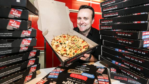 Domino's New Zealand general manager Scott Bush says the business is still in an aggressive growth phase, with plans to ...