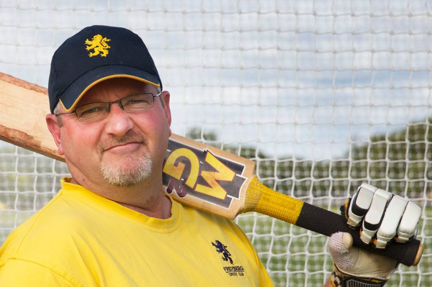 Dave Fulton heading to over-50s cricket world cup in Australia ...