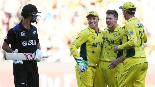 Australian quicks strike against South Africa