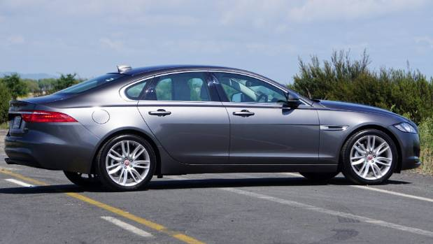 New Jaguar XF is for luxury-car buyers who have seen the light ...