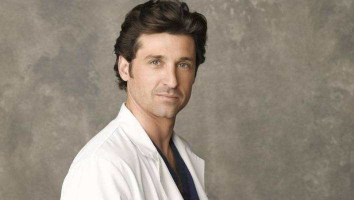 From Mcdreamy And Mcsteamy To Mr Big Televisions 10 Hunkiest