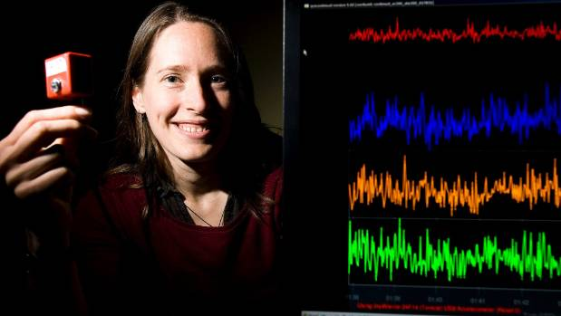 GNS seismologist Anna Kaiser was the lead author of the study. She said the findings would help New Zealand better ...