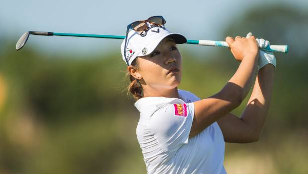 Lydia Ko was awarded Young New Zealander of the Year for her achievements in golf.