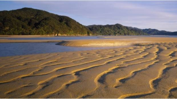 Congratulations, New Zealand: This beach is ours.