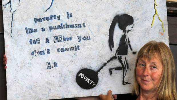 essay on child poverty in nz Child poverty in new zealand has recently come close to getting the so while academics file papers and the government deliberates on how best to respond to.