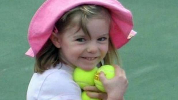 Madeleine McCann was three years old when she went missing.