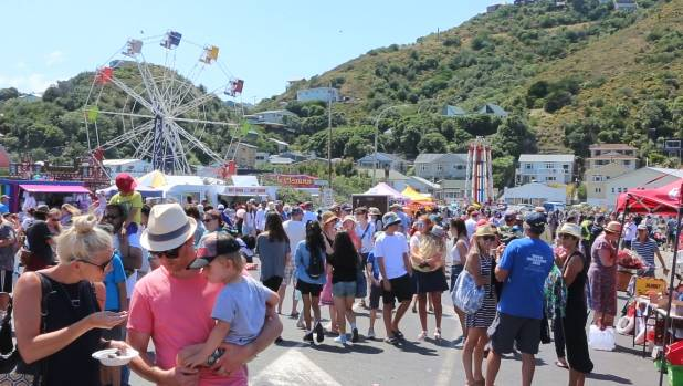 The Island Bay Festival culminates this weekend.