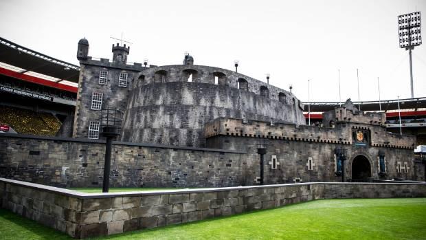 The Royal Edinburgh MilitaryTattoo marches into Westpac Stadium in Wellington this week.