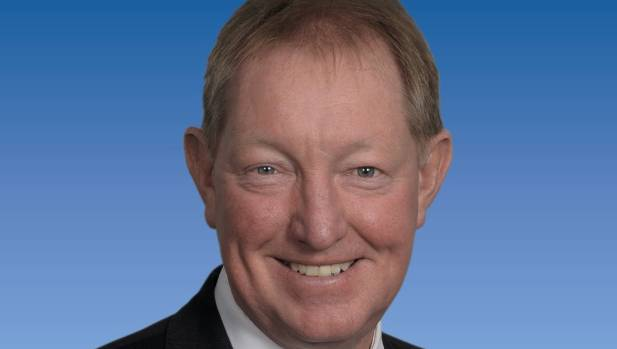 Environment Minister Nick Smith.