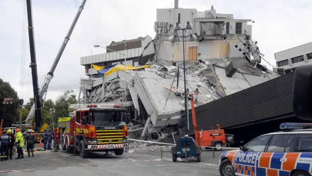 Despite the trauma of the earthquake, Canterbury DHB receives less funding for mental health services than the rest of ...