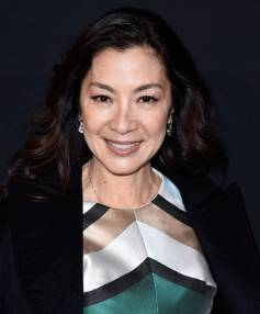 Known for her keen interest in clothes, Michelle Yeoh was recently in attendance at Paris Fashion Week.