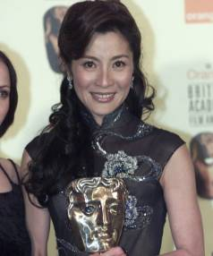 The original Crouching Tiger, Hidden Dragon won the Bafta for best foreign language film in 2001.