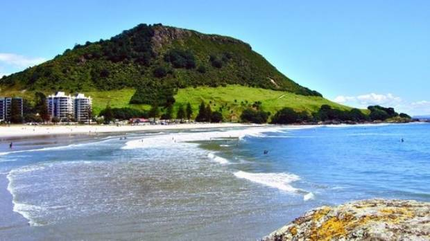 Mt Maunganui Beach Is New Zealand S Best In The Eyes Of Tripadvisor