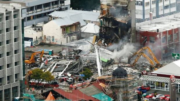 The CTV building's destruction caused a devastating amount of deaths.