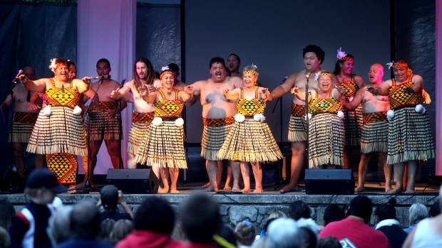 The Patea Maori Club has surfed a wave of success this year, including a hit documentary about its number one song Poi E.