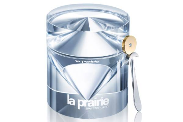 LA PRAIRIE CELLULAR CREAM PLATINUM RARE, $1605. This beauty boasts a formula which contains nano-sized negatively ...
