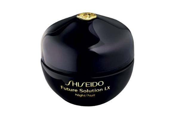 SHISEIDO FUTURE SOLUTION LX TOTAL REGENERATING CREAM, $477. This popular and high-selling cream is formulated with ...