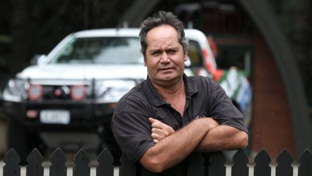 TECT All Terrain Park ranger Jarron McInnes was sacked after a scuffle with some freedom campers.