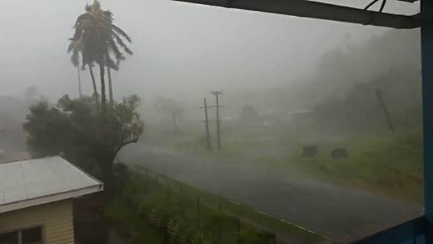 Fiji braces for Cyclone Winston
