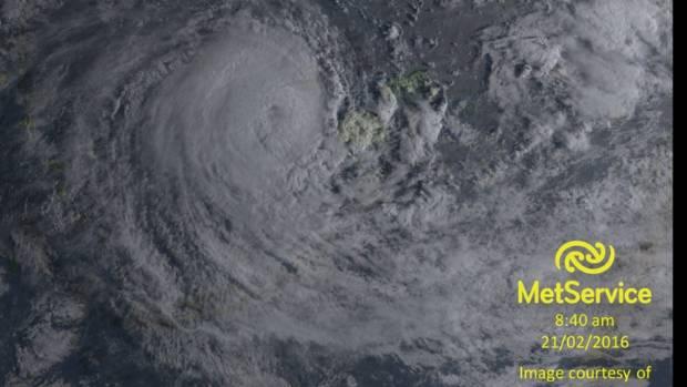 New Zealand Natural Disaster This Week