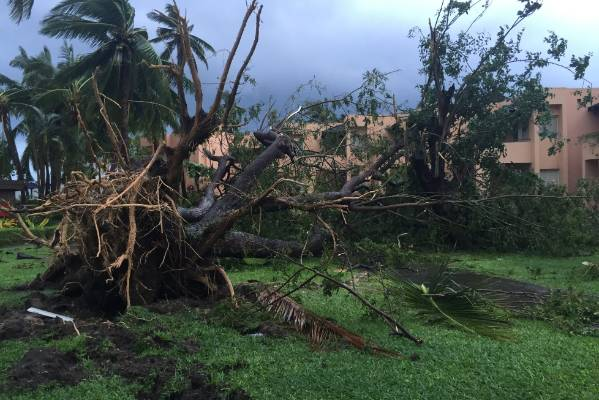 Fiji has a long clean-up job ahead after Cyclone Winston's widespread damage.