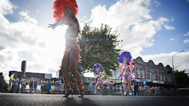 Auckland's Pride Parade kicked off at 6pm on Saturday.   The Pride parade was held along Ponsonby Road celebrating the ...