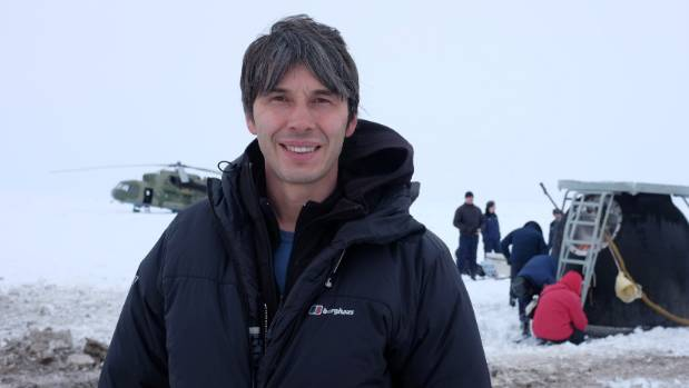 Brian Cox is back on the small screen this week in the five-part series Human Universe