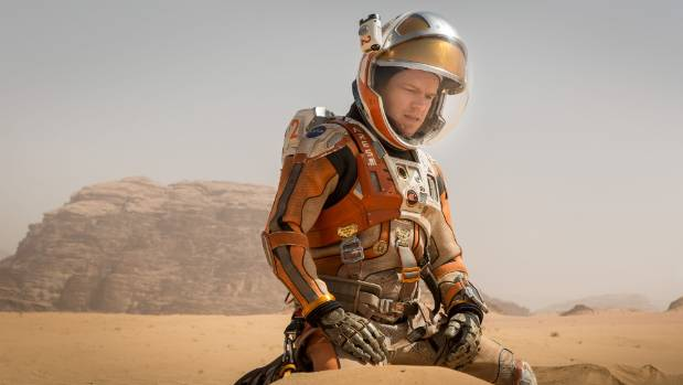 Brian Cox believes The Martian is one of the best advertisements ever for a career in engineering.