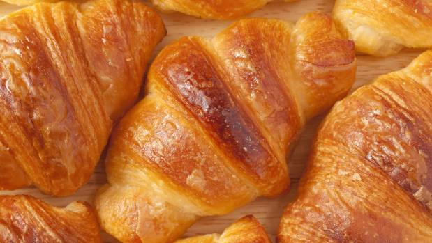 "Croissant can be a tricky one with the ""R"" sound."