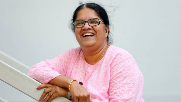 Pushpa Wood says parents should take the lead in helping their kids learn about money.