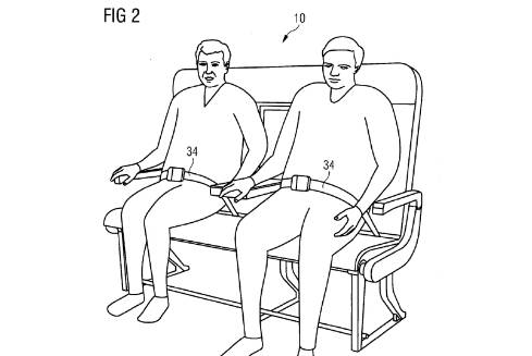 Airbus Proposes Bench Seats For Overweight Flyers