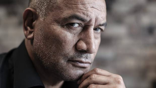 Temuera Morrison talks about the new film Mahana.