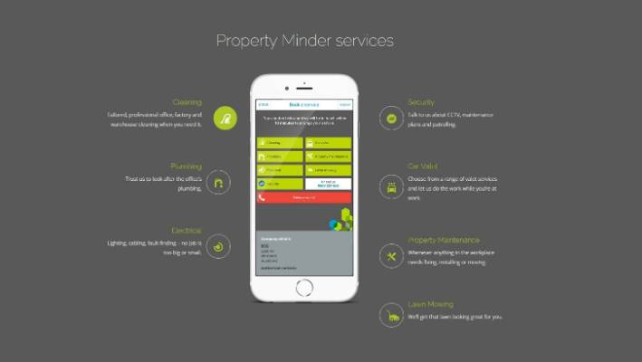 Commercial property maintenance 'Property Minder' app launches