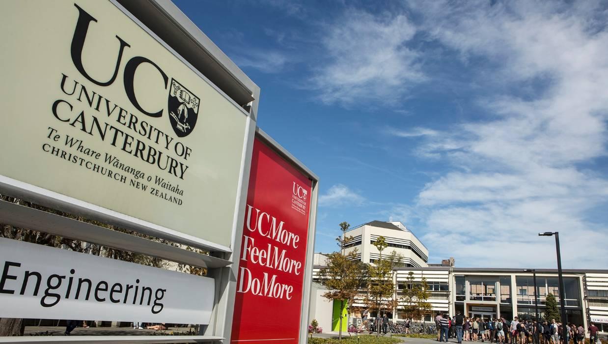 Beasiswa S1 Selandia Baru University of Canterbury