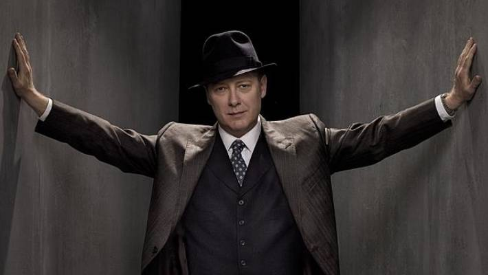 James Spader weighs in on Red s good side on The Blacklist  b5de2e7b08c