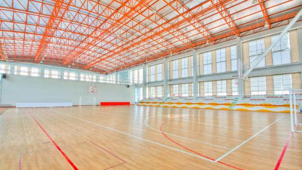 Volleyball Waikato has asked for an extension - said to cost about $3.1m - to the $9.2m centre.