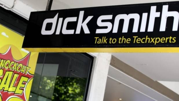 Dick Smith receivers Ferrier Hodgson are shutting down the retail chain in Australia and New Zealand.