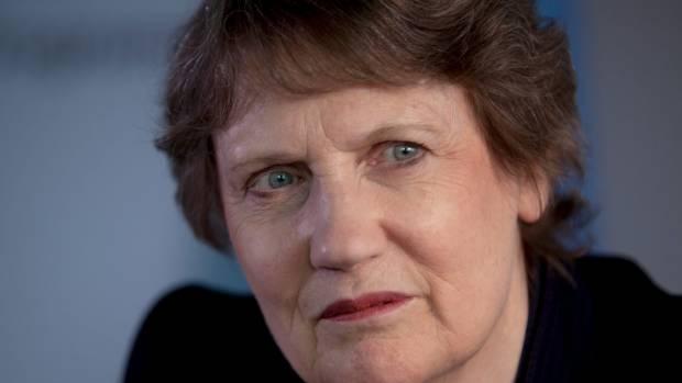 Helen Clark keeping her options open on UN top job
