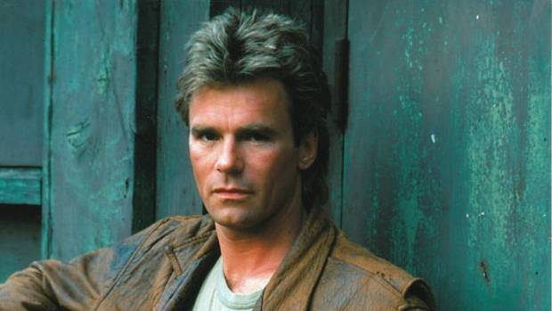 Richard Dean Anderson first played MacGyver in 1985.